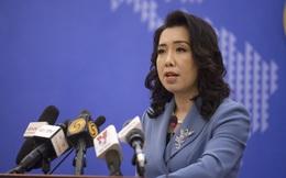 Người Phát ngôn Bộ Ngoại giao: Việt Nam đã trao đổi thông tin, làm rõ về chính sách tỷ giá