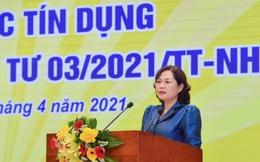 Thống đốc Nguyễn Thị Hồng: Tỷ lệ dư nợ tín dụng/GDP của Việt Nam đã lên trên 140%