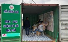 Giá đất tăng, ki-ốt bất động sản Đà Nẵng đồng loạt mở cửa lại