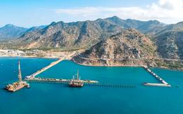 Bổ sung bến nhập khí LNG trọng tải 97 nghìn tấn tại Ninh Thuận