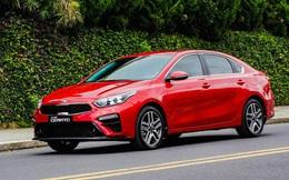 """Sedan hạng C tại Việt Nam: Kia Cerato, Mazda3 vẫn là """"trùm"""""""