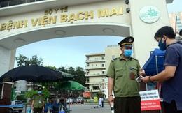 Thứ trưởng Bộ Y tế: Bộ sẽ đánh giá cụ thể về báo cáo vụ 221 bác sĩ, nhân viên Bệnh viện Bạch Mai nghỉ việc