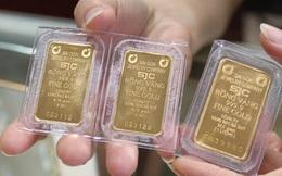 Giá vàng tăng vọt, vượt 56 triệu đồng/lượng
