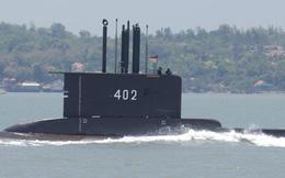 Tàu ngầm Indonesia mất tích cùng 53 người, phát hiện vệt dầu loang đáng ngờ trên mặt biển
