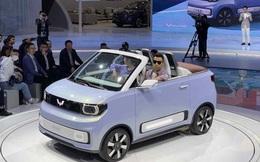 Ô tô điện siêu rẻ giá 100 triệu đồng cực đắt hàng ở Trung Quốc