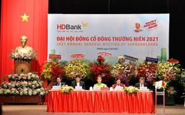 ĐHCĐ HDBank: Lên kế hoạch lợi nhuận hơn 7.200 tỷ đồng trong năm nay, trả cổ tức tỷ lệ 25%