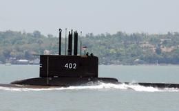 """Tàu ngầm sắp hết ô xy, số phận 53 thủy thủ Indonesia """"ngàn cân treo sợi tóc"""""""