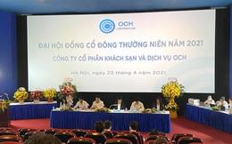 ĐHCĐ OCH: Đẩy mạnh phát triển Kem Tràng Tiền và Bánh Givral, đặt kế hoạch lãi 50,5 tỷ đồng trong năm 2021