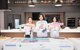 Nuôi dưỡng tài năng kiến tạo tương lai, Samsung và Solve For Tomorrow 2021 mở ra cơ hội trải nghiệm thú vị cho thế hệ trẻ