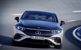 Siêu phẩm xe điện EQS đã xuất hiện trong danh mục của Mercedes tại Việt Nam