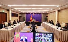 Việt Nam quyết liệt ứng phó biến đổi khí hậu