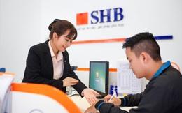 SHB chốt danh sách cổ đông vào ngày 7/5/2021 để trả cổ tức 2019, tỷ lệ 10%