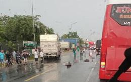 Xe tải vượt ẩu tông chết 3 người ở Đồng Nai: Tạm giữ tài xế