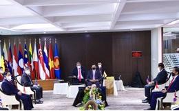Chùm ảnh: Thủ tướng Phạm Minh Chính dự Hội nghị các Nhà lãnh đạo ASEAN