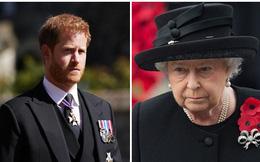 Harry gây bức xúc khi để lộ lý do khiến anh vội vã về Mỹ, bỏ lại Nữ hoàng Anh trong ngày sinh nhật cô đơn nhất