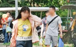 Ảnh: Người Sài Gòn vẫn chủ quan, không đeo khẩu trang nơi công cộng trước nguy cơ bùng dịch Covid-19