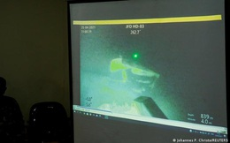 Tàu ngầm Indonesia vỡ thành 3 mảnh, nằm sâu hơn 800m dưới đáy biển