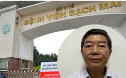 Bộ sậu cựu lãnh đạo BV Bạch Mai nhận 500 triệu quà biếu: Có dấu hiệu đưa, nhận hối lộ?