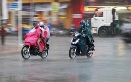 Bắc Trung Bộ mưa dông, đề phòng lốc sét, gió giật mạnh