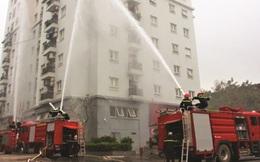 Nhiều chung cư tại Tp.Thủ Đức không có hệ thống phòng cháy chữa cháy