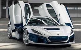 Xe tăng tốc nhanh nhất thế giới Rimac C_Two sẵn sàng bàn giao tới tay đại gia