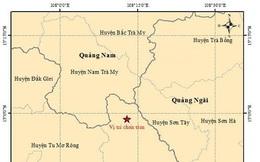 Trận động đất thứ 11 ở Tây Nguyên