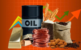 Thị trường ngày 28/4: Giá palađi tiếp tục đạt kỷ lục mới; dầu, đồng, quặng sắt, thép, đường, cao su, cà phê đồng loạt tăng mạnh