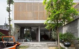 Xây nhà 2,5 tỷ với vật liệu hoàn thiện từ 100% bê tông, cặp vợ chồng khiến người bạn nước ngoài thích thú phải thuê ngay một phòng