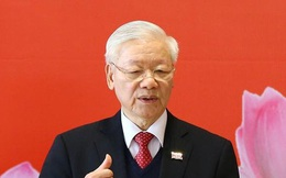 Tổng Bí thư Nguyễn Phú Trọng cùng 48 người ứng cử đại biểu Quốc hội tại Hà Nội