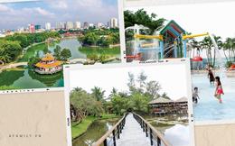 Nghỉ lễ 30/4: Giá vé vào cửa của 7 địa điểm vui chơi ở Hà Nội và Sài Gòn, có nơi còn miễn phí