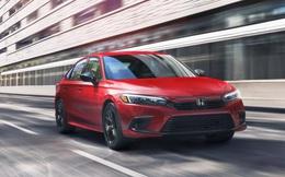 Honda Civic 2022 trình làng: Thiết kế mới từ trong ra ngoài, cải thiện cảm giác lái