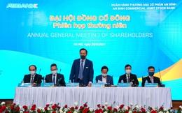 ĐHCĐ ABBank: Mục tiêu lãi gần 2.000 tỷ đồng, dự kiến cổ phiếu thưởng tỷ lệ 35%