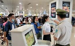 Sân bay Nội Bài đón lượng khách đạt mức kỷ lục dịp nghỉ lễ 30/4 - 1/5