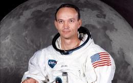 Phi hành gia huyền thoại Michael Collins, một trong ba người bay lên Mặt Trăng trên Apollo 11, qua đời ở tuổi 90
