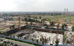 Xử phạt chủ dự án An Lạc Green Symphony xây chung cư hơn 6.000 m2 không phép