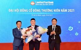 """ĐHCĐ LienVietPostBank: Bầu Thuỵ chính thức tham gia Hội đồng quản trị, cổ đông mong giá cổ phiếu lên ngang MBB, ACB, chuyển sang sàn HNX giao dịch cho """"đã"""""""