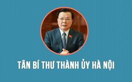 Chân dung tân Bí Thư Thành ủy Hà Nội Đinh Tiến Dũng