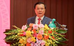 Tân Bí thư Hà Nội Đinh Tiến Dũng nói gì sau khi nhậm chức?