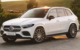 Mercedes-Benz GLC 2022 sẽ có thay đổi gì?