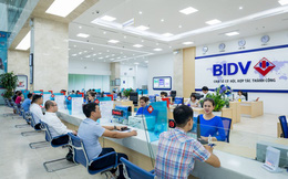BIDV lãi trước thuế gần 3.400 tỷ đồng trong quý 1/2021, thấp hơn cả VPBank, MB