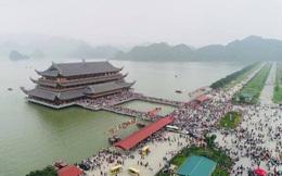 Phát hiện 5 ca dương tính SARS-CoV-2, Hà Nam đóng cửa ngôi chùa lớn nhất thế giới