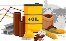 Thị trường ngày 30/4: Giá dầu cao nhất 6 tuần, vàng, đồng, quặng sắt và đường đồng loạt giảm