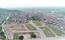 Nhiều lô đất bị bỏ cọc hàng tỷ đồng ở Yên Dũng, Bắc Giang