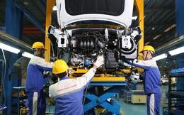 Sản xuất công nghiệp quý 1 tăng 5,7%