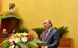 Đắc cử Chủ tịch nước, ông Nguyễn Xuân Phúc lần thứ 3 tuyên thệ trước Quốc hội