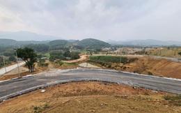 Rộ các dự án xây 'chui', bán 'lúa non' ở Hòa Bình