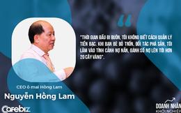 Ông chủ ô mai Hồng Lam: Rời quân ngũ đi khởi nghiệp vì món nợ 20 cây vàng và sở thích mua đứt BĐS ở các vị trí quan trọng trong kinh doanh