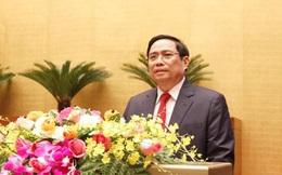 Ông Phạm Minh Chính đắc cử Thủ tướng