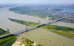 Lấy trục không gian xanh sông Hồng làm trung tâm phát triển