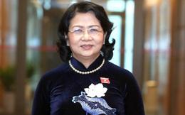 Quốc hội thông qua Nghị quyết miễn nhiệm Phó Chủ tịch nước Đặng Thị Ngọc Thịnh